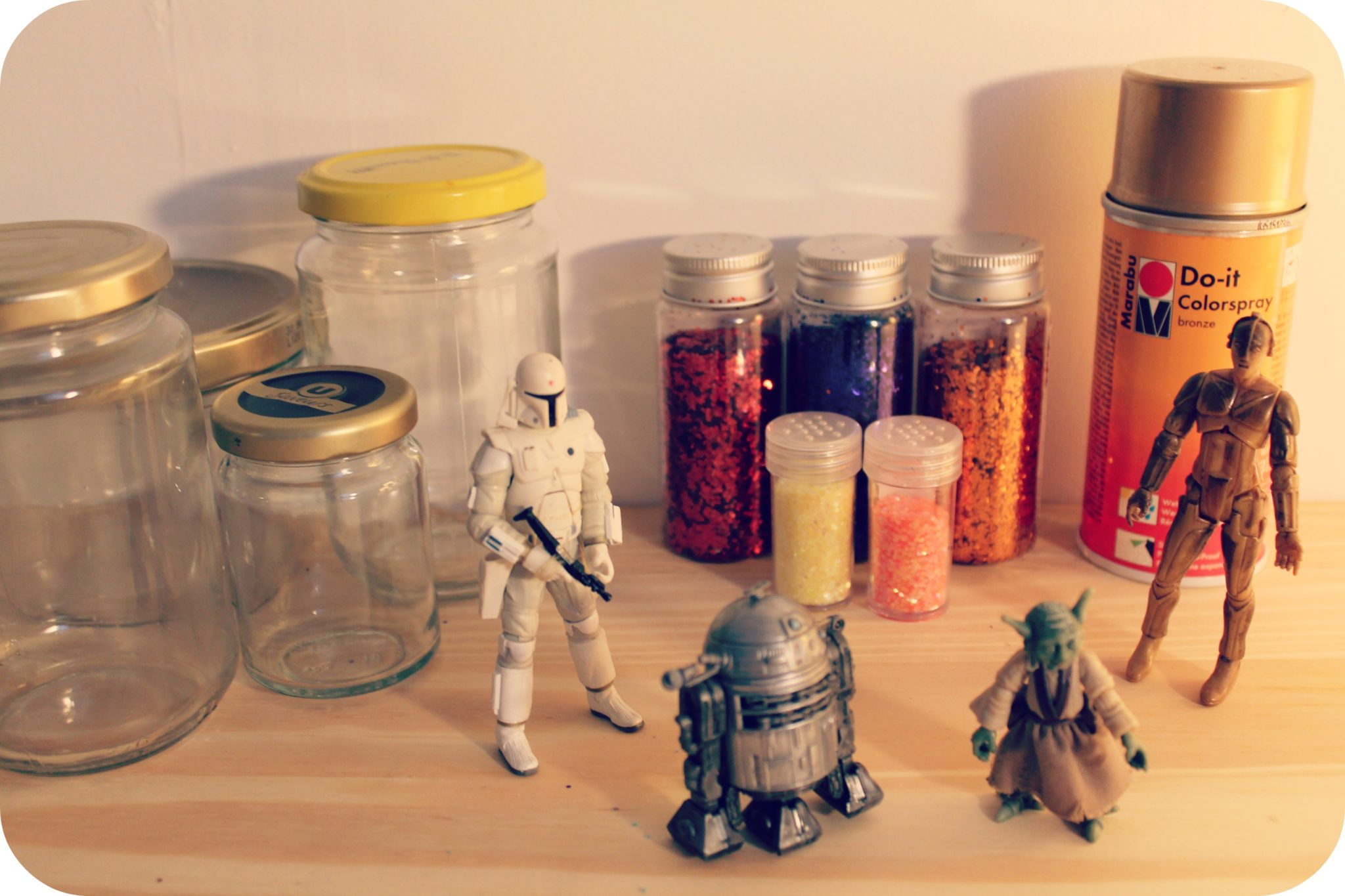 DIY Star Wars - The Funky Fresh Project