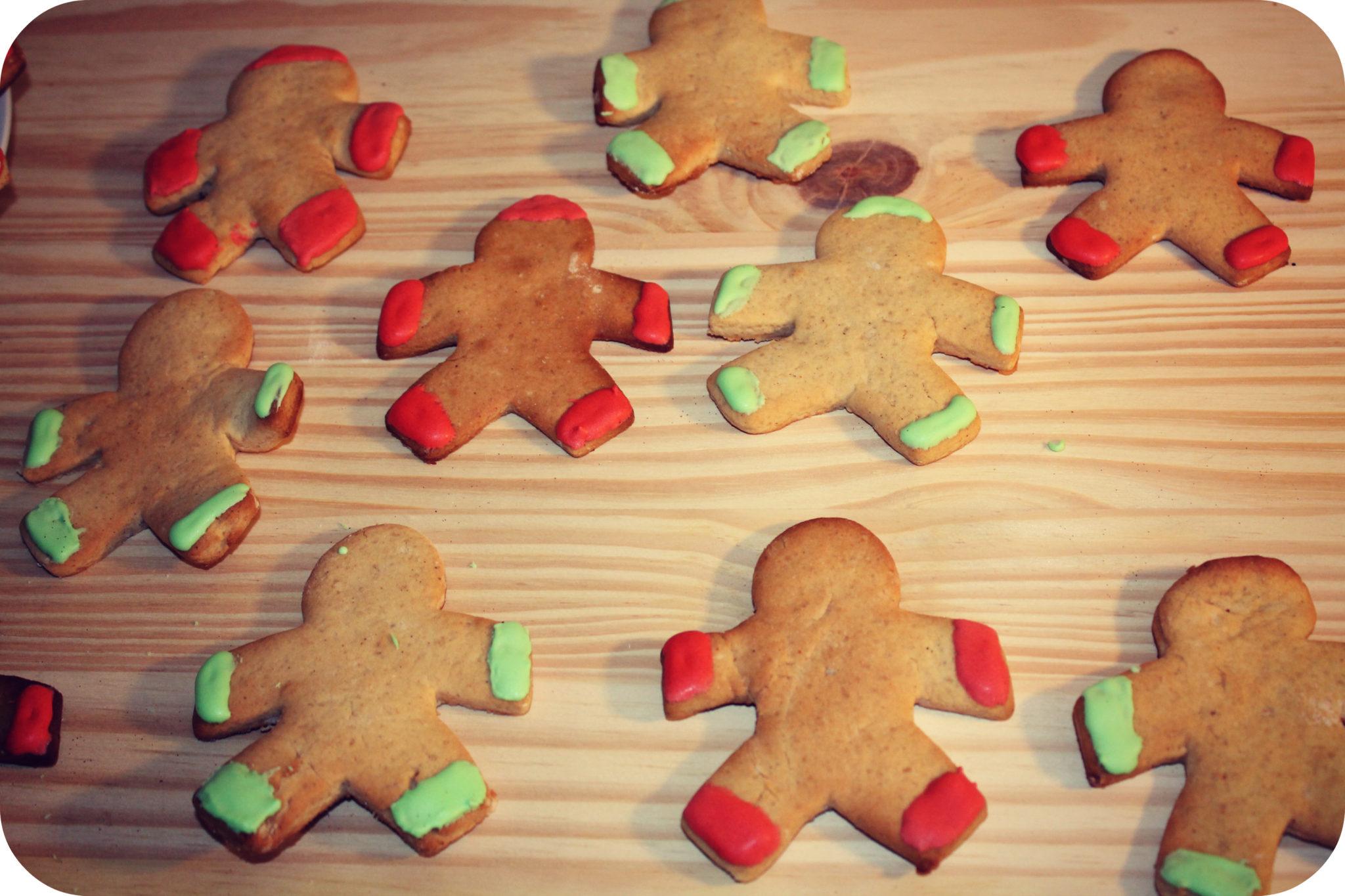 Gingerbread Men à croquer !