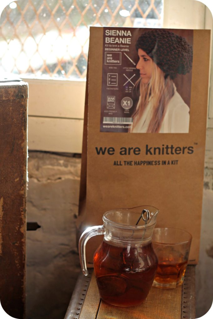 we are knitters knitting party paris la recyclerie