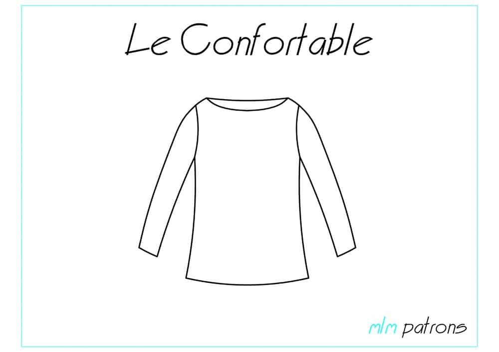 Sweat Le Confortable mlm patrons - The Funky Fresh Project