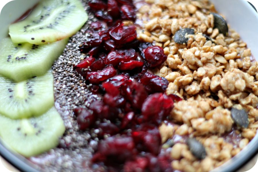 acai bowl - the funky fresh project