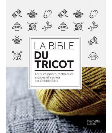 LA BIBLE DU TRICOT - Debbie Bliss - The Funky Fresh Project