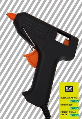Grand pistolet à colle - Rico Design - The Funky Fresh Project