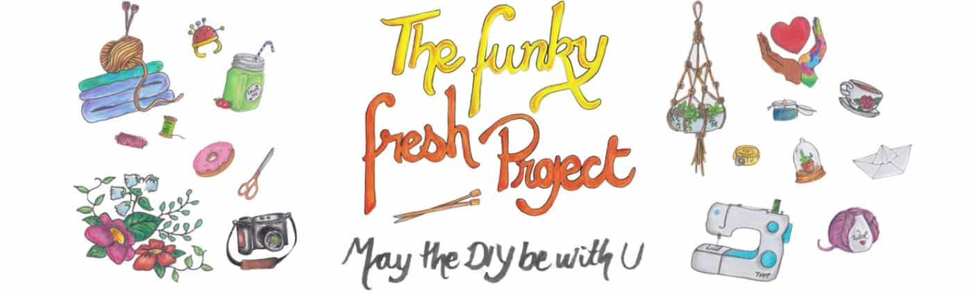 logo the funky fresh project