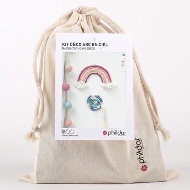 The Funky Fresh Project - Kit arc-en-ciel rope rainbow DIY