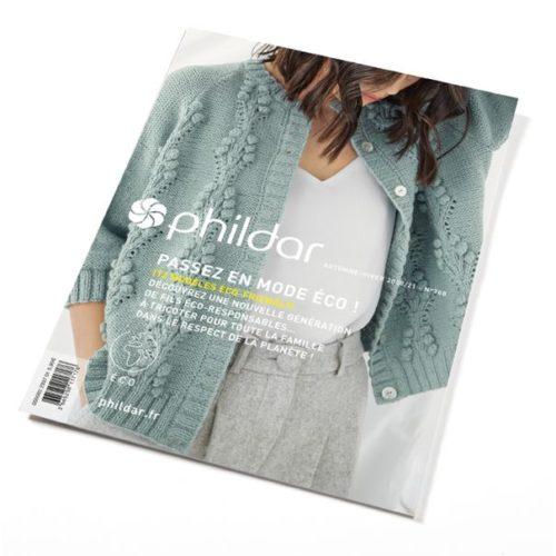 Catalogue Tricot Laine Écologique Phildar The Funky Fresh Project