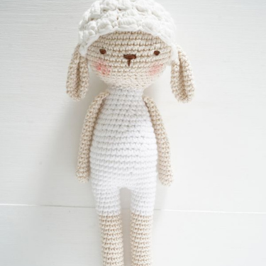 Kit DIY Amigurumi Crochet Phildar The Funky Fresh Project
