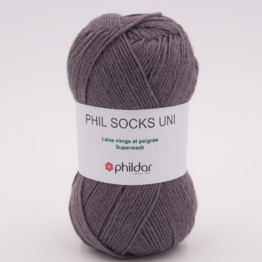 Tricot de Chaussettes Phildar Renne The Funky Fresh Project