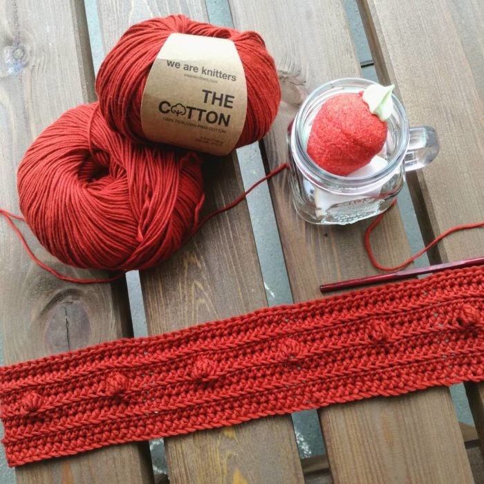 kit tricot we are knitters